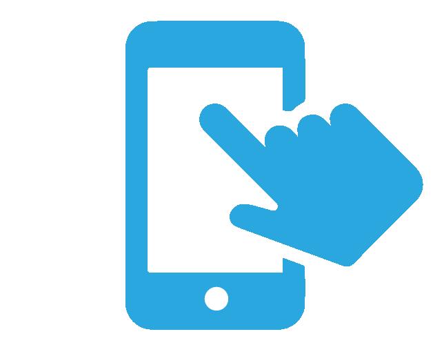 mobile SITE 01 Software de Orden de Servicio en línea