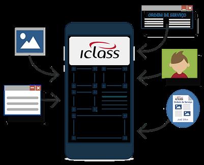 mobille 10 Software de Orden de Trabajo Online
