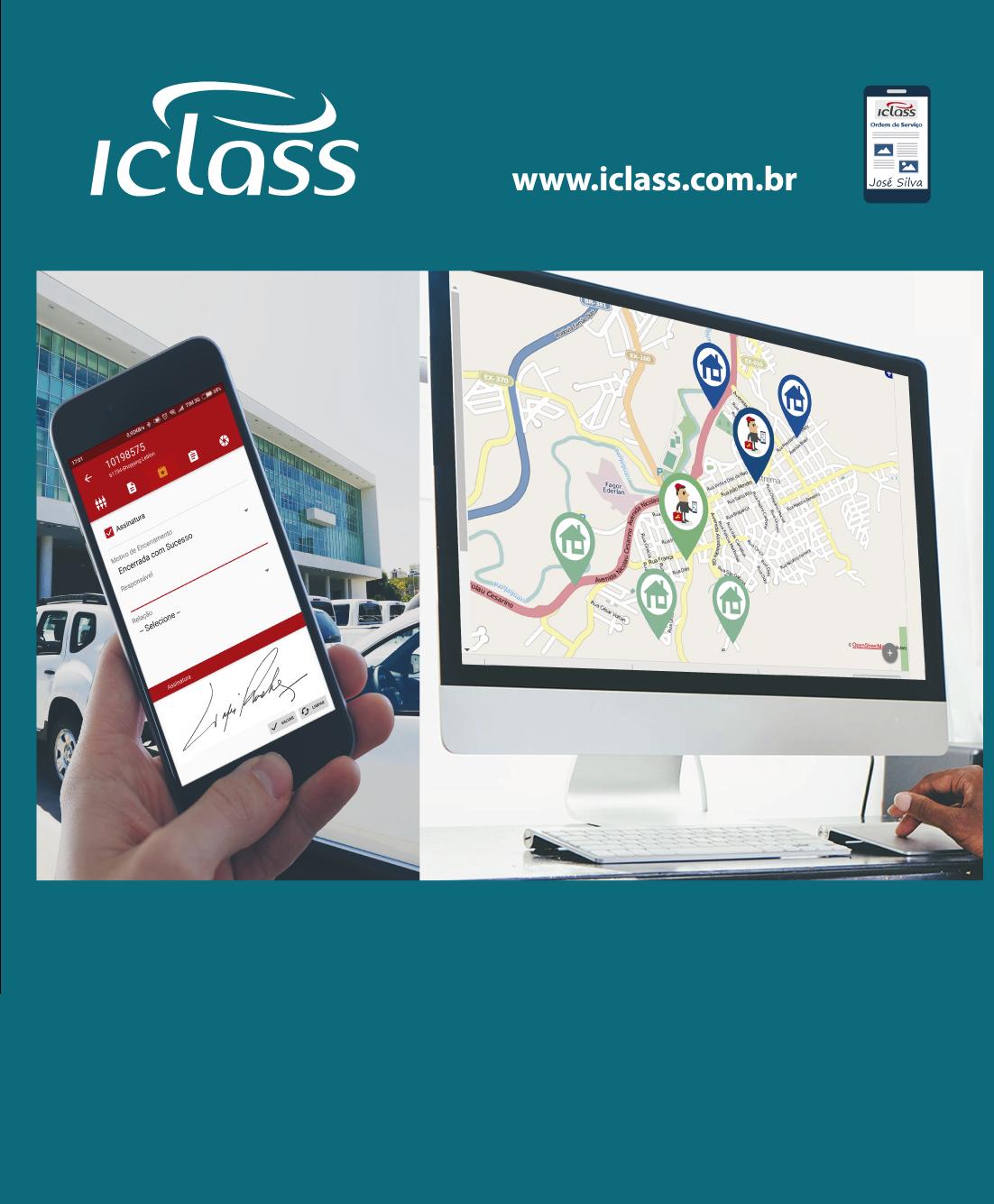 abrint 2018 Iclass software de ordem de servico online 01 Eventos