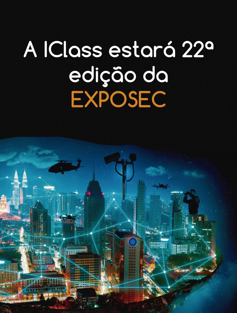 BANNER EXPOSEC 2019 ICLASS Eventos