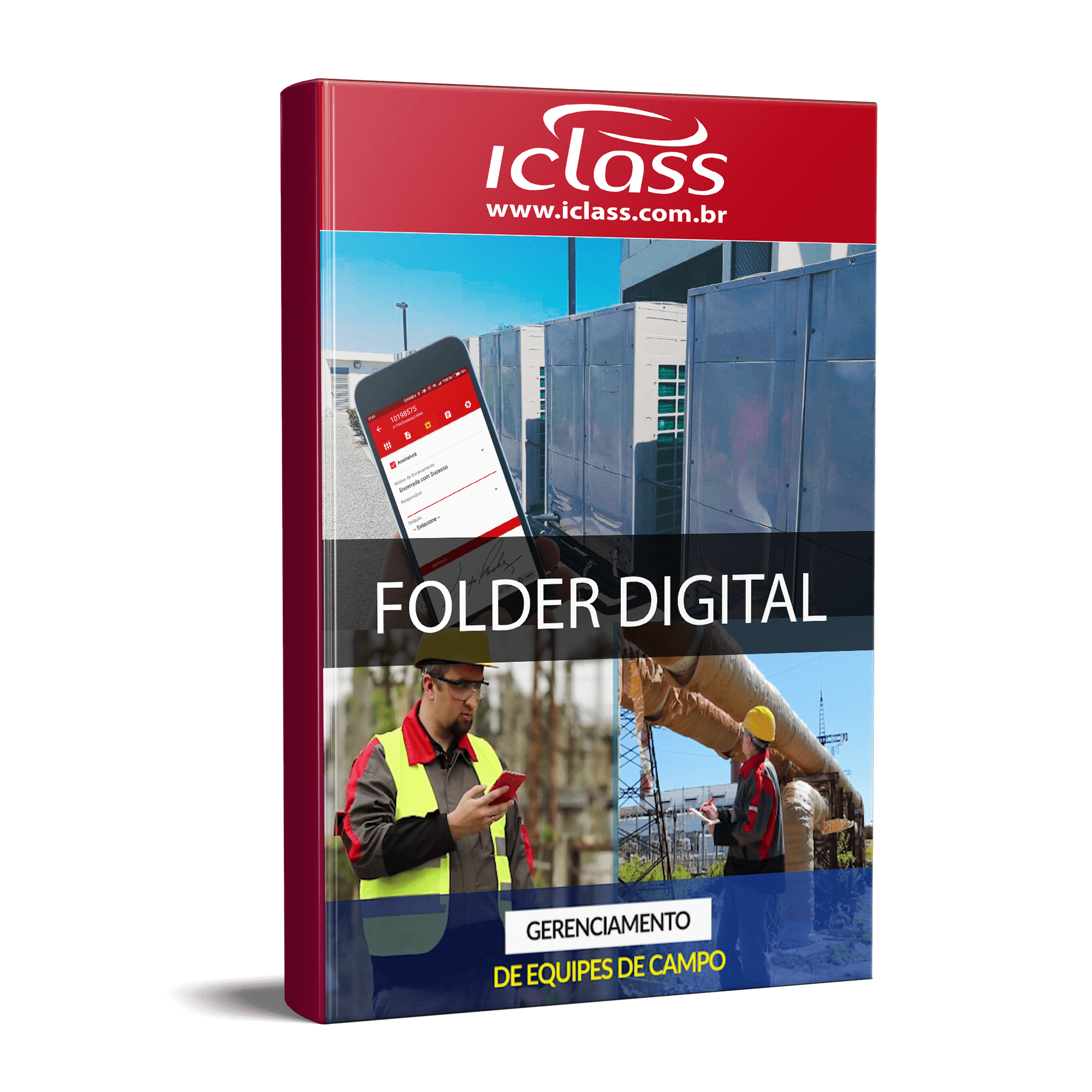 Folder Digital IClass Fs Software de Ordem de Serviço Download Folder | IClass