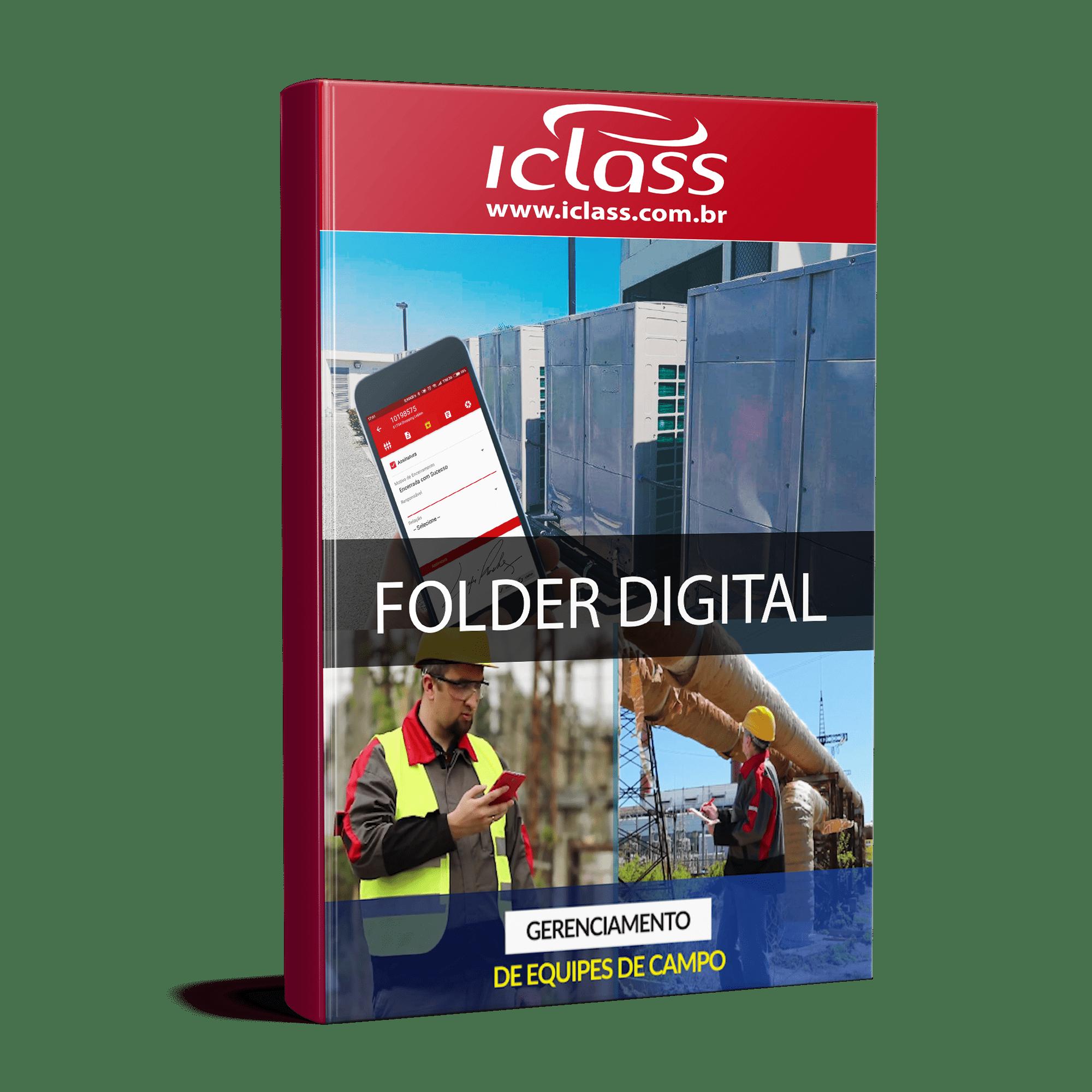 Folder Digital IClass Fs Software de Ordem de Serviço Download Folder | IClass